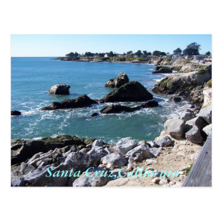 Santa Cruz,California Postcard