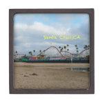 Santa Cruz California Premium Trinket Box
