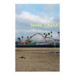 Santa Cruz California Stationery