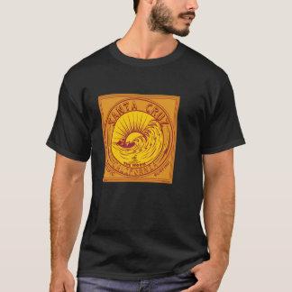 Santa Cruz California Surfing T-Shirt