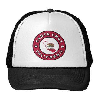 Santa Cruz California Trucker Hat