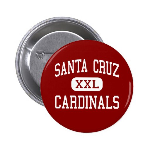 Santa Cruz - Cardinals - High - Santa Cruz Pins