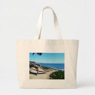 Santa Cruz Coast Large Tote Bag