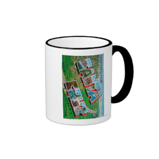 Santa Cruz County California Coffee Mugs