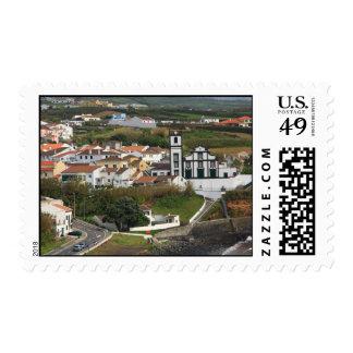 Santa Cruz da Lagoa Stamps