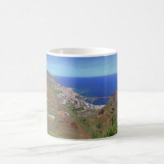 Santa Cruz de La Palma Canary Islands Spain Coffee Mug