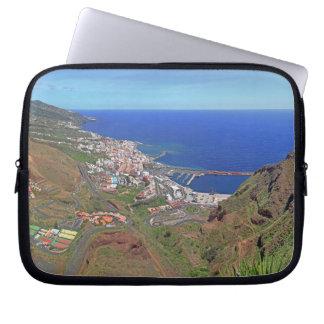 Santa Cruz de La Palma Canary Islands Spain Laptop Sleeves