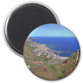 Santa Cruz de La Palma Canary Islands Spain Refrigerator Magnets