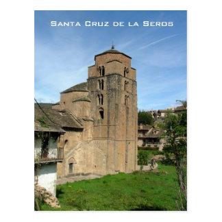 Santa Cruz de la Seros Postcard