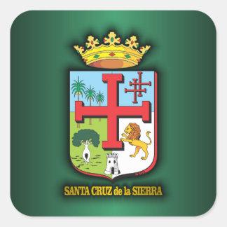 Santa Cruz de la Sierra Etiqueta