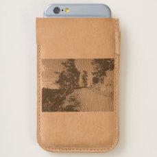 Santa Cruz Hike iPhone 6/6S Case