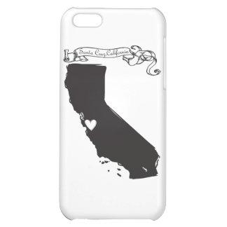 Santa Cruz iPhone 5C Cases