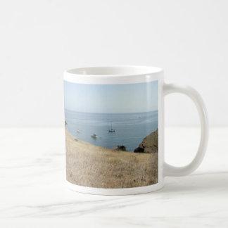 Santa Cruz Island, California Coffee Mug
