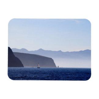 Santa Cruz Island Magnet