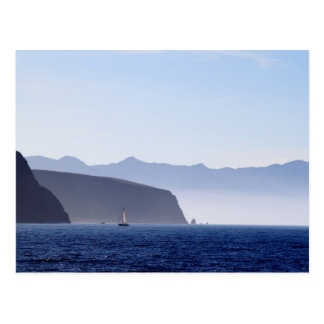 Santa Cruz Island Postcards