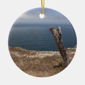 Santa Cruz Island Series 10 Ceramic Ornament