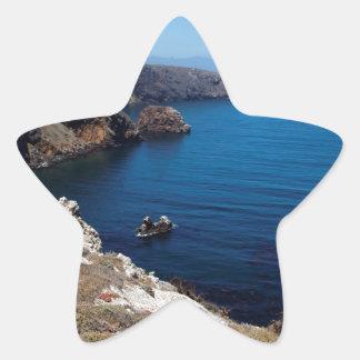 Santa Cruz Island Series 11 Star Sticker