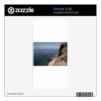 Santa Cruz Island Series 5 Skins For iPhone 4S