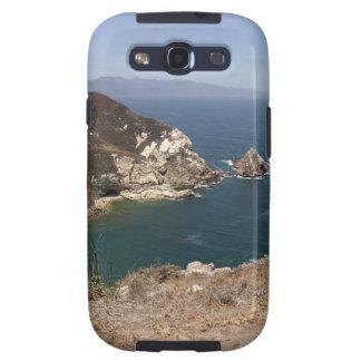 Santa Cruz Island Series 8 Galaxy SIII Cases