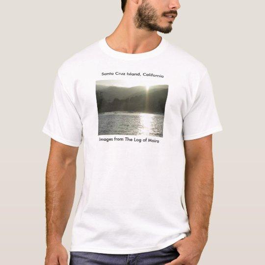 Santa Cruz Island, Smugglers Cove, California T-Shirt