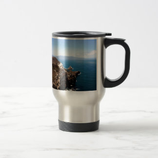 Santa Cruz Island Travel Mug