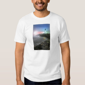 Santa Cruz Lighthouse Shirt