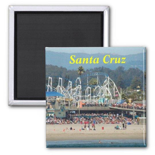 Santa Cruz magnet