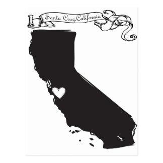 Santa Cruz Post Cards