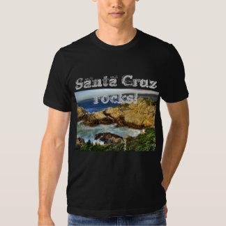 """""""Santa Cruz rocks!""""  T-Shirt"""