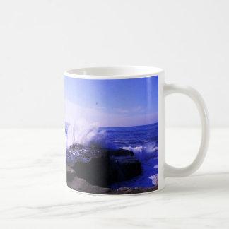 Santa Cruz Sea Shore Coffee Mug