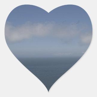 Santa Cruz Series 2 Heart Sticker