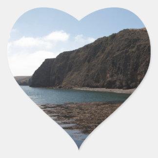Santa Cruz Series 9 Heart Sticker
