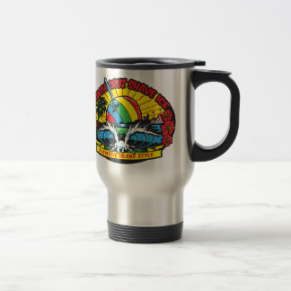 Santa Cruz Shave Ice Logo Travel Mug