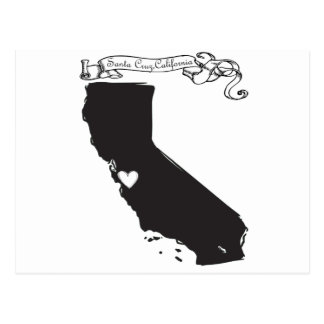Santa Cruz Tarjetas Postales