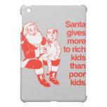Santa da más a los niños ricos