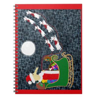 Santa Dachshund Journal