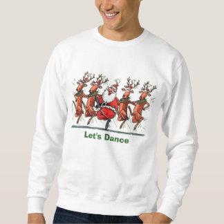 Santa Dance Sweatshirt
