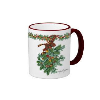 Santa Define Naughty Mug
