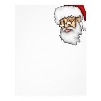 Santa - Designer Letterhead