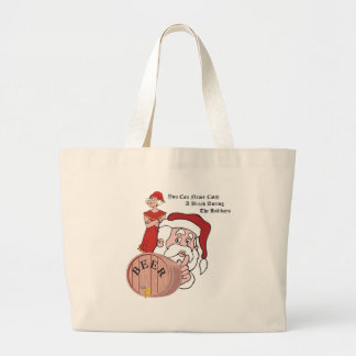 Santa disimulado disimulado bolsas