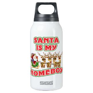 Santa divertido es mi navidad del Homeboy