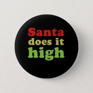 Santa does it high button