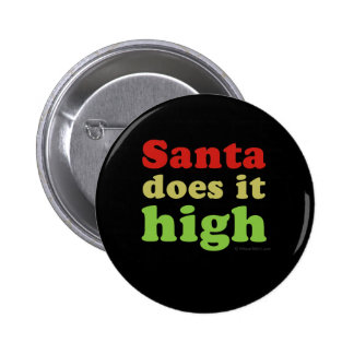 Santa does it high button
