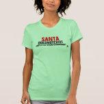 Santa doesn't exist shirt