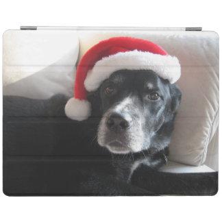 Santa Dog-Labrador Rottweiler Mix iPad Smart Cover