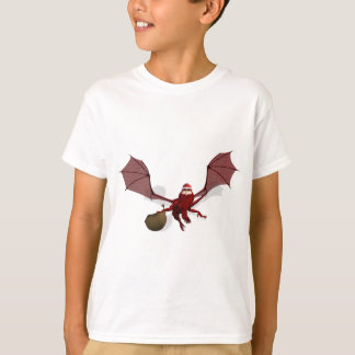 Santa Dragon T-Shirt