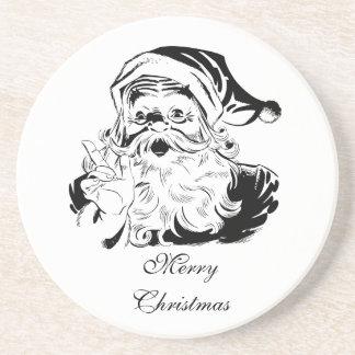 Santa Drink Coaster