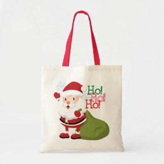 Santa Economy Shopping Bag