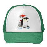 Santa Emperor Penguin Trucker Hat