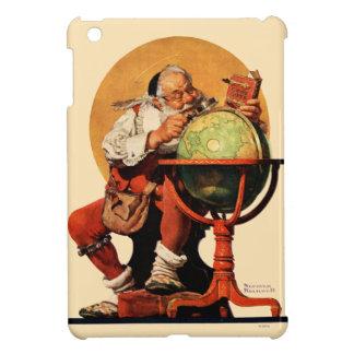 Santa en el globo